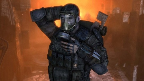 Metro 2033 is coming to the big screen.