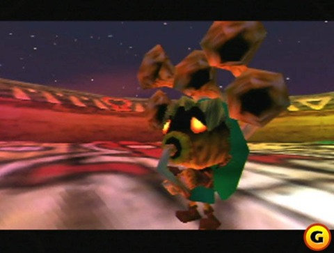 He tried hard, but Link's combination gas mask and bagpipes didn't go down too well on American Inventor.