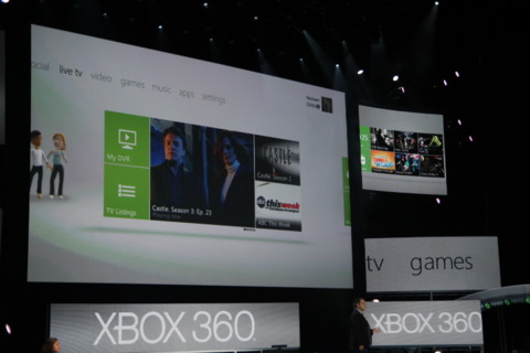 Live TV is coming to Xbox in the States.