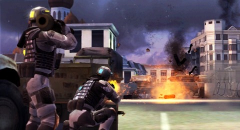 The PSP and Wii will be getting a double-dose of Tom Clancy in November.