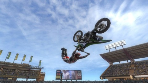 MX vs. ATV Alive will rely on DLC packs and microtransactions to increase profits.