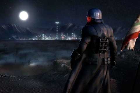 War, war never changes…except for that whole fully electrified metropolis thing.