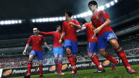 Pro Evolution Soccer 2011 is now just $30 on the PS3 and Xbox 360.