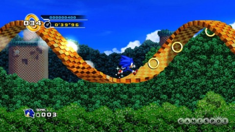 Sonic can outrun everything but his past.