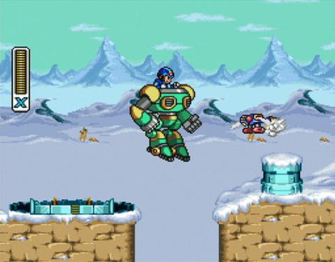 Mega Man comes back to life via the Virtual Console.