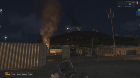 Night falls in this Defend mission. Are you prepared for the darkness?