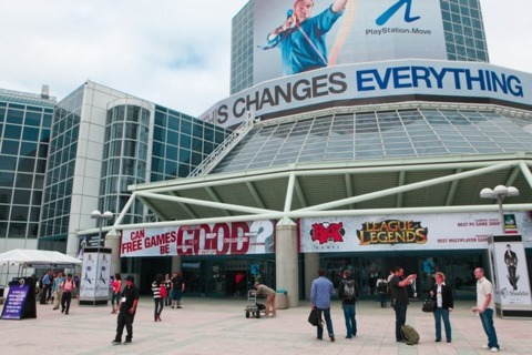 46,500 people mobbed the LACC for E3 2010.