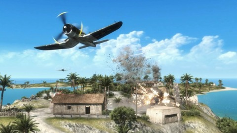 Battlefield 1943 made off with the most XBLA loot last year.