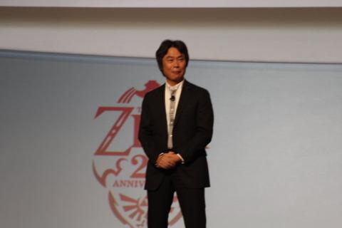 Shigeru Miyamoto is expected at tonight's event.
