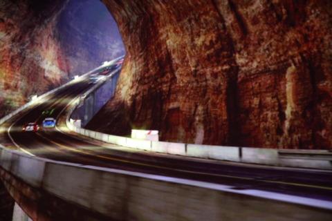 TrackMania 2: Canyon.