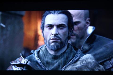 Ezio is back.