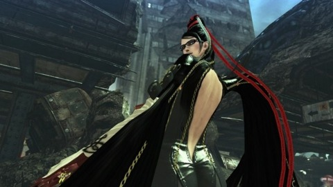 Bayonetta will appear in Anarchy Reigns, whenever it comes out.