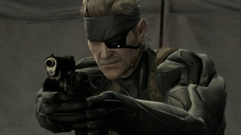 Solid Snake won't be played by Hugh Jackman.