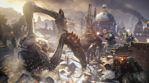 Gears of War: Judgment goes to war in March.