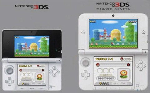 The 3DS XL: bigger and better.