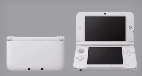 More of the 3DS XL.