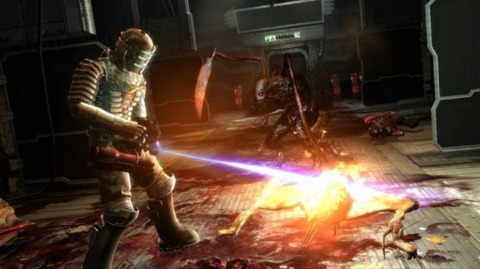 EA can expect some serious flaming by PC gamers over canceling Dead Space 2 for Windows.