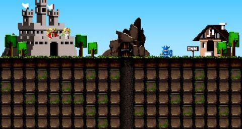 The game's visuals are almost as retro as its original title's pop culture reference.
