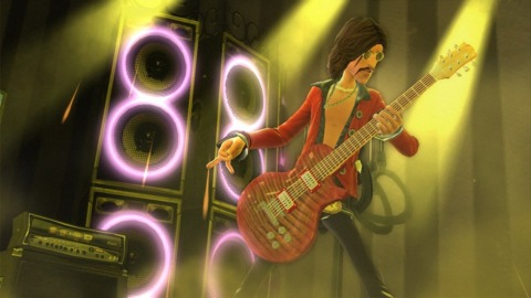 Activision's Guitar Hero SKU count for 2010 will not be going to 11.