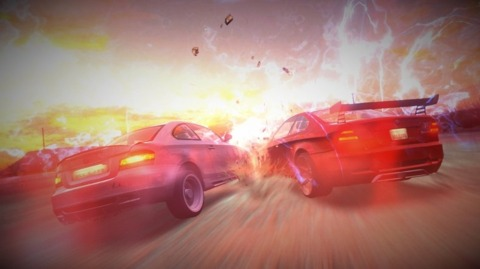 Blur is getting a multiplayer beta in March.