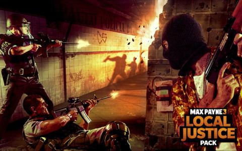 The Max Payne 3 DLC season starts next week.