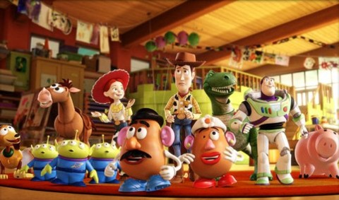 Toy Story 3 is just one of the Pixar properties to be featured in an upcoming Kinect game.