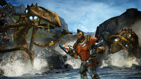 It's unlikely Borderlands 2 will miss its release date.
