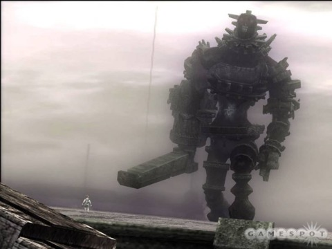 Shadow of the Colossus can be played on the Vita through Remote Play.