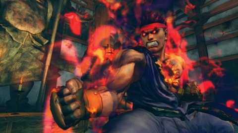 Evil Ryu and the rest of the crew performed as expected.