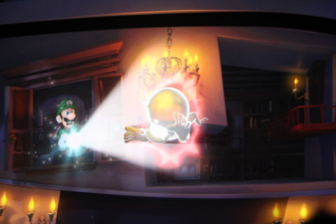 Luigi's Mansion coming to the 3DS.