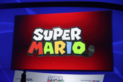 Super Mario 3D for the 3DS.