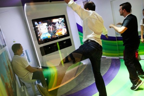Gamers should expect a new Kinect XBLA game every month.