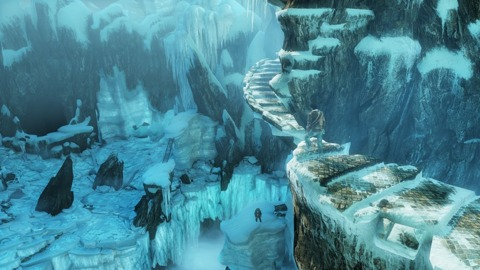 Environment design proved to be the backbone of Uncharted 2's development schedule.