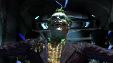 Mark Hamill's portrayal of the Joker earned Batman: Arkham Asylum its first award of the night.