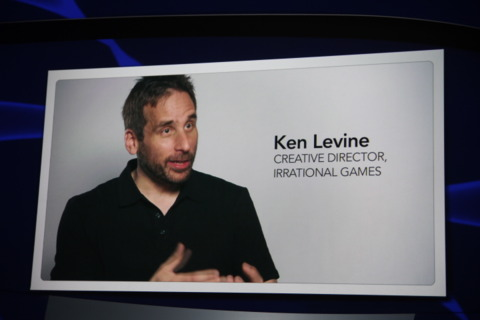 Ken Levine is bringing a new game to the Wii U.