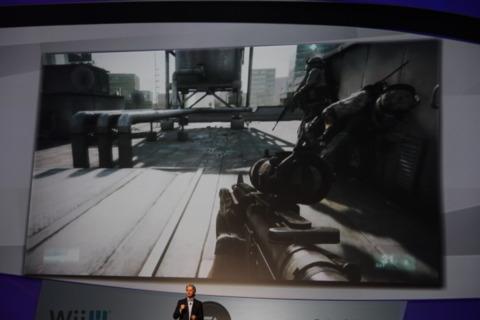 Battlefield 3 on the Wii U?
