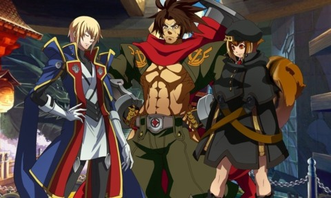 The BlazBlue crew is looking for new recruits.
