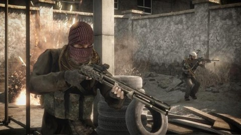 The war rages on in Medal of Honor.
