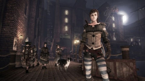 Expect everyone to be a lot more talkative in Fable III.