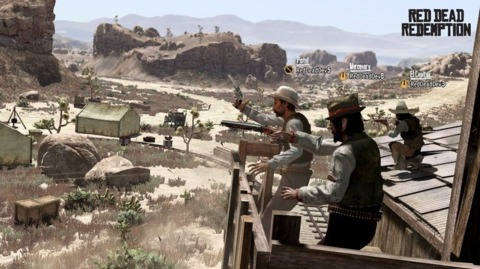 The Red Dead Redemption money train shows no signs of stopping.