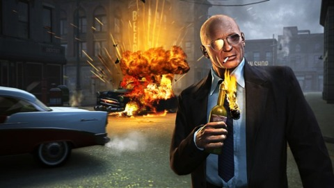 Mafia II didn't blow up at retail quite the way Take-Two had hoped.