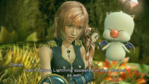 Who will be the feature character for the next Final Fantasy XIII sequel?