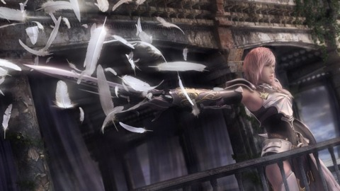 Final Fantasy XIII-2 continues the series in Japan later this year.