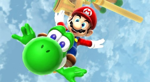 Super Mario Galaxy 2 is just one of Nintendo's aces.