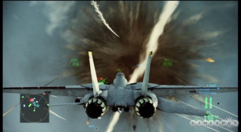 The new Ace Combat left all other games in its metallic dust on the recent sales update.