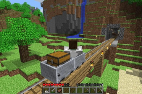 Minecraft won big at the 2011 IGF Awards.
