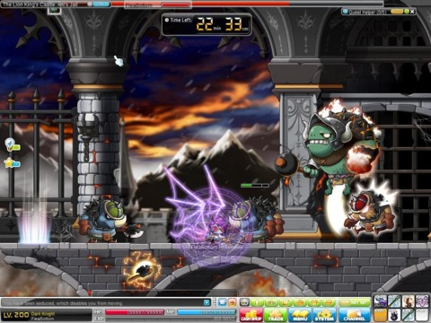 MapleStory in Southeast Asia gets a facelift.