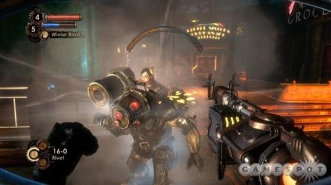 BioShock 2 will be Take-Two's sugar daddy this quarter.