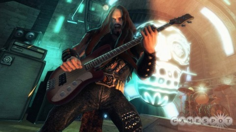Activision is bringing the noise about Guitar Hero 5 outselling The Beatles: Rock Band.