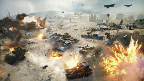 Command & Conquer: Generals 2 is now an F2P platform.